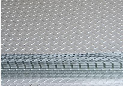 рулоны рифленые из нержавеющей стали