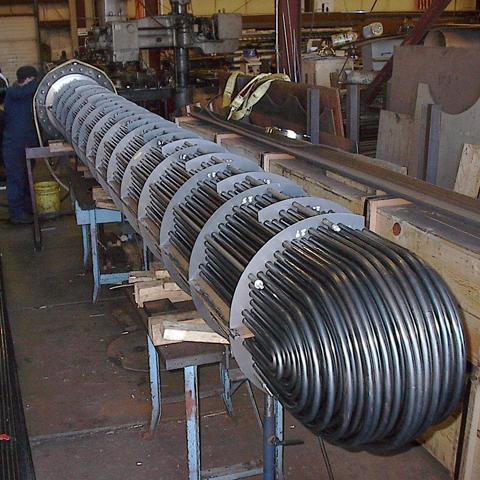 трубы для теплообменников из нержавеющей стали