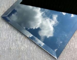 зеркальный лист